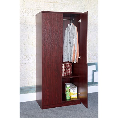 Benzara Spacious 2 Door Two Bottom Shelves, Hanging for sale  Delivered anywhere in USA