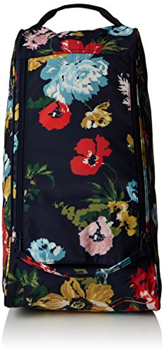 Welland Welly Bag - French Navy Posy