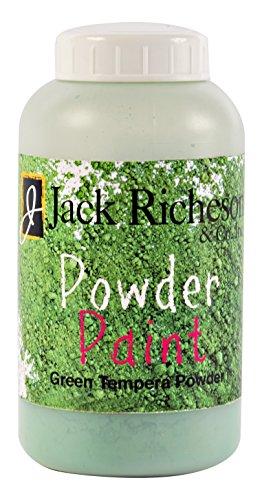 Jack Richeson Powder Paint 1# Green 43