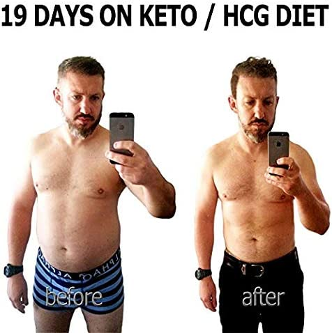 Ketone Keto Urine Test Strips Travel Pack. 50 Strips. Lose Weight, Look & Feel Fabulous on a Low Carb Ketogenic or HCG Diet. Get Your Body Back! Accurately Measure Your Fat Burning Ketosis Levels. 4