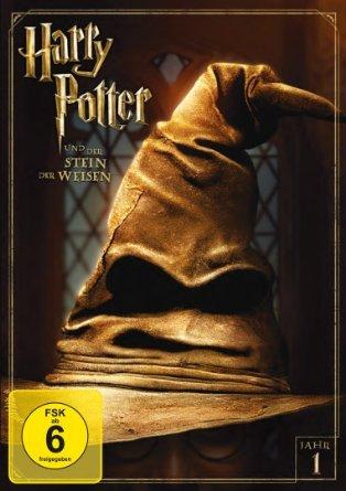 Harry Potter Und Der Stein Der Weisen Dvd Teil 1 Amazon De Dvd Blu Ray