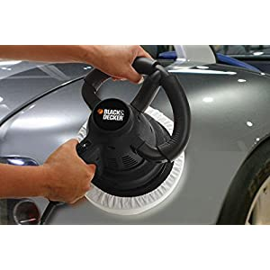 "BLACK+DECKER WP010B 10"" Random Orbital Waxer / Polisher"