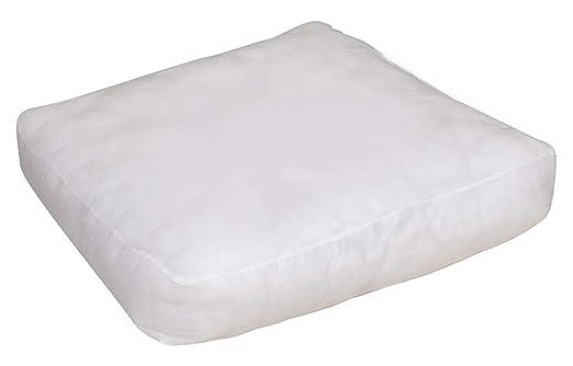 Pack de 1 piso cuadrado almohada insertar Premium ...