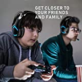 RUNMUS Gaming Headset for PS5, Xbox One, PC Headset