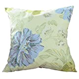 Multi-sized Both Sides Floral Printed Stuffed Throw Pillow LivebyCare PP Cotton Insert Filling Filled Cushion Pattern Zipper For Decor Decorative Home Sofa Bedroom