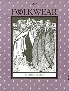 Patterns - Folkwear #207 Kinsale Cloak