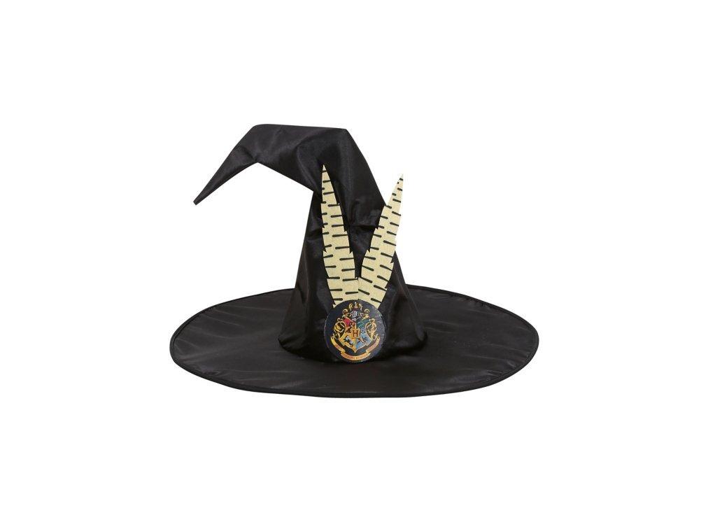 avec Un Chapeau /à Plumes George sous Licence Officielle Harry Potter Professeur Minerva McGonagall D/éguisements Book Week Costume pour Les Enseignants Adulte Taille Unique