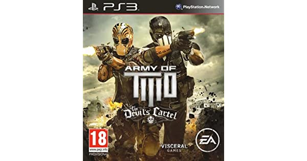 Army Of Two: The Devils Cartel - Limited Edition ...