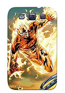 Design For Galaxy S3 Premium Tpu Case Cover Ultimate Fantastic Four 54 Written By Mike Carey Penciled By Tyler Protective Case