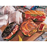 SuperPretzel Bavarian Bakery Gourmet Pretzel Subroll, 12 inch, 8 Ounce -- 32 per case.