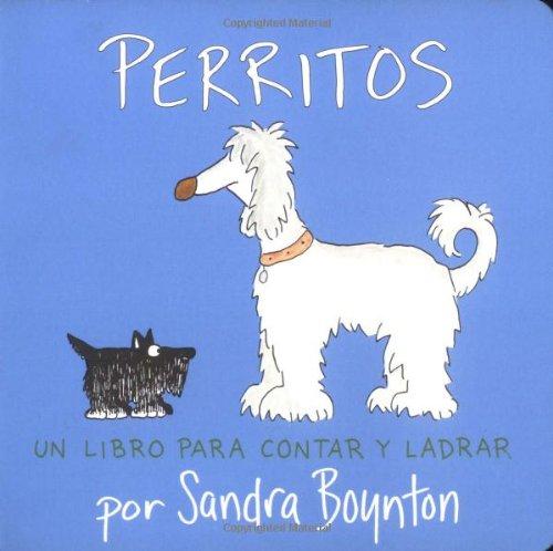 Perritos: Un libro para contar y ladrar (Doggies -- Spanish version) pdf epub
