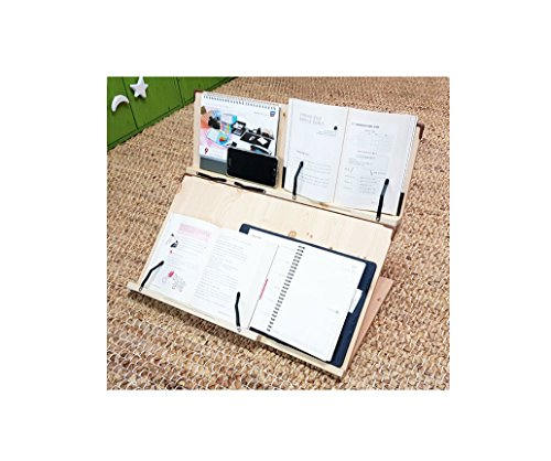 Wiz BookStand, Holder, Cookbook, Music for 2 more books (23.62'') by Wiz (Image #1)