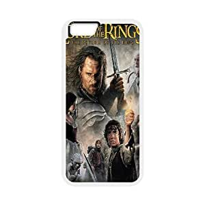 Custom High Quality WUCHAOGUI Phone case Lord Of The Rings Protective Case For Apple Iphone 6 Plus 5.5 inch screen Cases - Case-18
