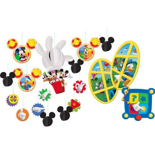 1 X Mickey Mouse Clubhouse Room Transformation Kit by -