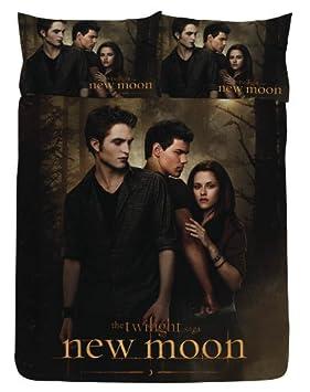 Twilight Saga New Moon Eclipse Ensemble De Lit De Housse De Couette