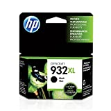 HP 932XL Black Original Ink Cartridge, High Yield (CN053AN) for HP Officejet 6100 6600 6700 7110 7510 7610 7612