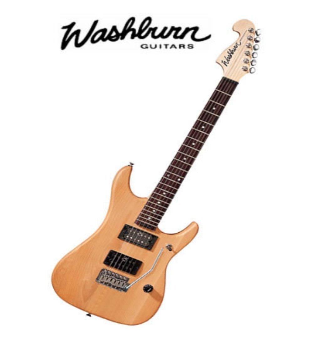 Washburn N1-VINTAGE - N1 vintage pack guitarra electrica: Amazon.es: Instrumentos musicales