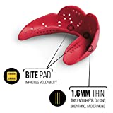 SISU Aero 1.6mm Sports Mouth Guard for