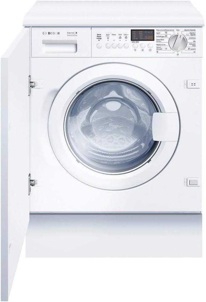 Bosch WIS24467EE 7Kg - Lavadora (Integrado, Color blanco, Frente ...