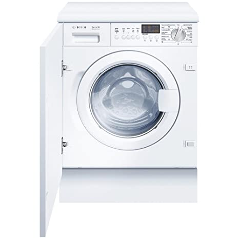 Bosch WIS24467EE 7Kg - Lavadora (Integrado, Color blanco ...