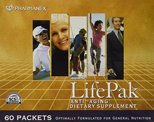 NuSkin Nu Skin Pharmanex LifePak Anti-Aging Formula (1 box = 60 (Women 60 Packets)