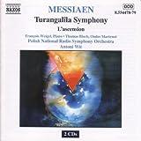 Messiaen: Turangalila Symphony; L'Ascension