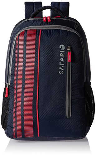 Safari 30 ltrs Casual Backpack (Element-Navy blue-CB)