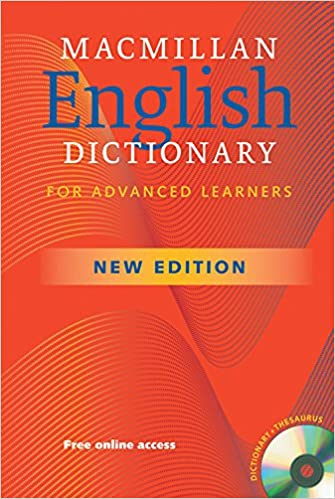 Buy Macmillan English Dictionary for Advanced Learners
