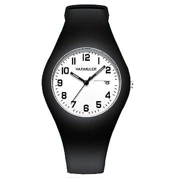 KYSZD-Smartwatch Smart 30M Reloj Impermeable Pulsera Digital ...