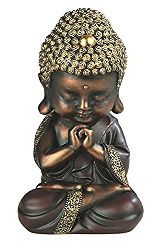 StealStreet Sitting Baby Buddha Religious Decorative Figurine, Multicolor - Shop Baby Accessories