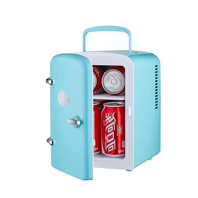 4L Mini Nevera Personal Portátil Refrigerador De AutomóViles Mute ...