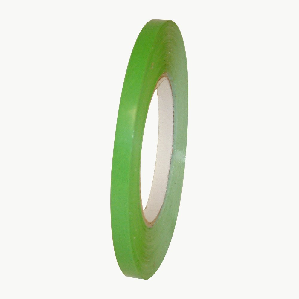 J.V. Converting BST-24/LGRN038180 JVCC BST-24 Bag Sealing Tape: 3/8'' x 180 yd, Light green