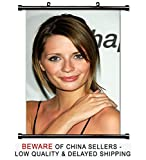 Mischa Barton Actress Wall Scroll Poster (32x48) Inches