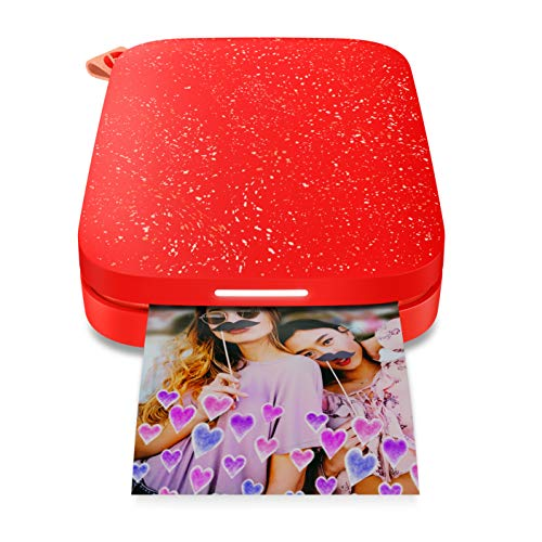 HP Sprocket Portable Photo Printer (2nd Edition) – Instantly...