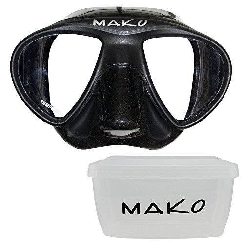 Dive Mask Freediving Mask Spearfishing Mask Low Volume Mini Mask
