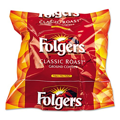 (Folgers Classic Roast Coffee Filter Packs, Box of 160)