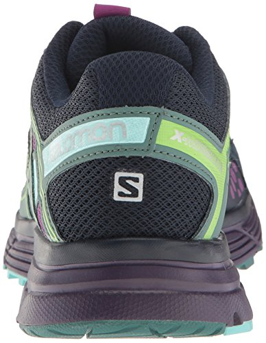 mission Bleu Navy Sneakers Atlantic X North W trail femme Blazer Salomon 3 running Grape Juice 8T5xnz