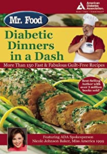 Mr food cookbook by art ginsburg mr food diabetic dinners in a dash forumfinder