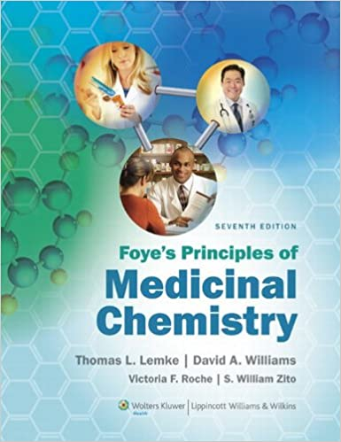 foyes principles of medicinal chemistry 7th edition pdf free download
