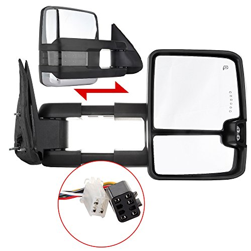 2015 chevy 2500hd towing mirrors - 7