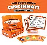 You Gotta Know Cincinnati - Sports Trivia Game
