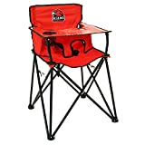 Rivalry Distributing RIV-RV270-1700 Miami Ohio Redhawks NCAA Ultimate Travel Child High Chair
