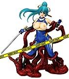 HENTAIシリーズ vol.04 封魔忍姫蛍 1/7スケール キャンディレジン製 塗装済み 完成品 フィギュア