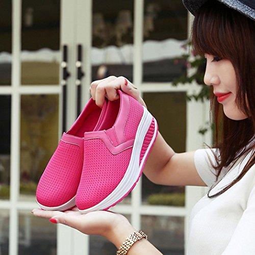 Vif Pour Amasells Mode Baskets Femme Rose wfqXvEq