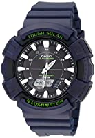 Casio Men's AD-S800WH-2AVCF Solar Watch ...