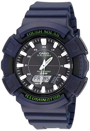 Casio AD S800WH 2AVCF Solar Watch Resin