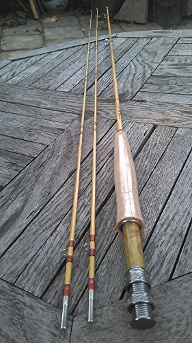 New Split Bamboo Fly Rod,7'6