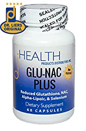GLU-NAC Plus (60 Caps)