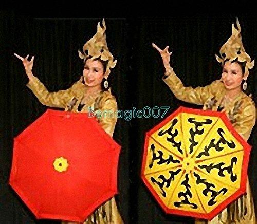 Color Changing Umbrella - Parasol Production Magic