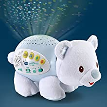 VTech Baby Lil' Critters Soothing Starlight Polar Bear (Amazon Exclusive)